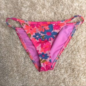 TRACY FEITH for Target XS BIKINI BOTTOMS NWOT